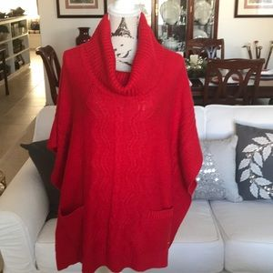 Red Hot Stunning Cape NWT